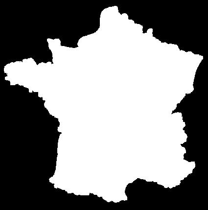 Carte de la France