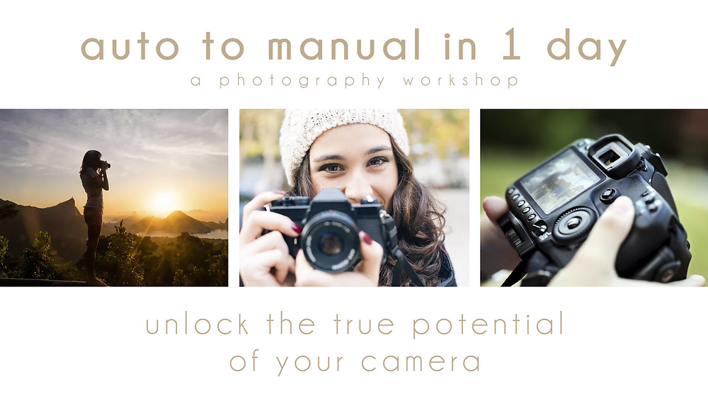 beginners photography workshop in Dunedin