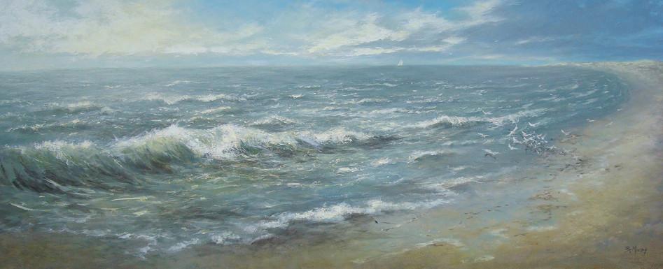 Vertrouwde Noordzee