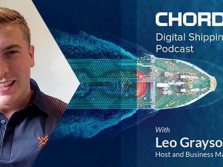 Chord X Digital Shipping Podcast