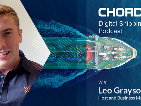 Ep.1 - Chord X Digital Shipping Podcast