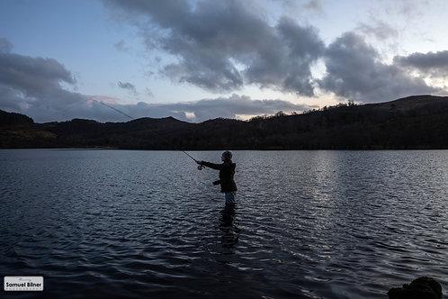 South Skye & Lochalsh Fly Fishing - Half Day