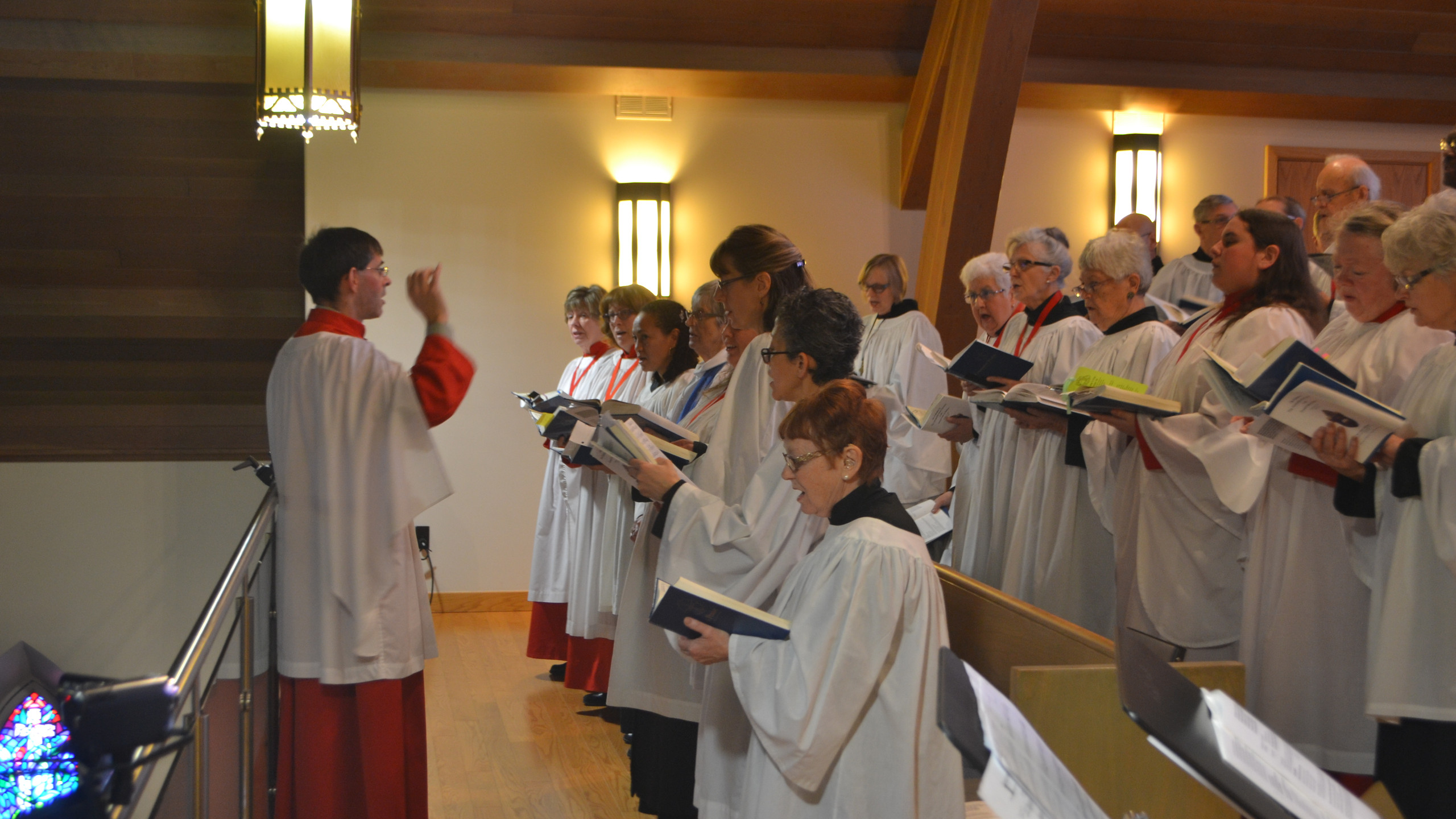 St. Luke's Cathedral Choir
