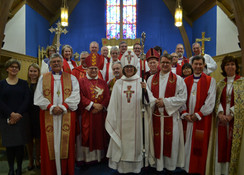 The Consecration of Bishop Anne Germond (Photos)