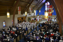 The Consecration of Bishop Anne Germ
