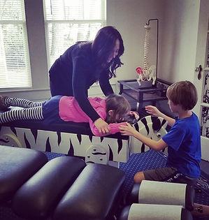 Beulaville Chiropractic kids