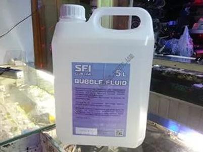 Жидкость для генератора мыльных пузырей Bubble Fluid 5л.
