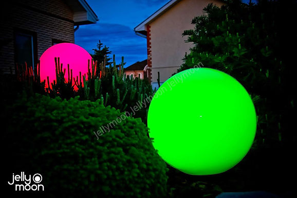 Led шары Jellymoon 50см.-60см.