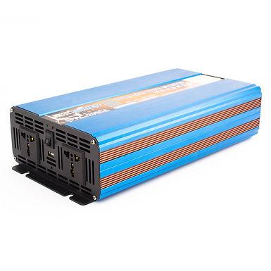 Автомобильный преобразователь напряжения 12v-220v мощность 1200watt