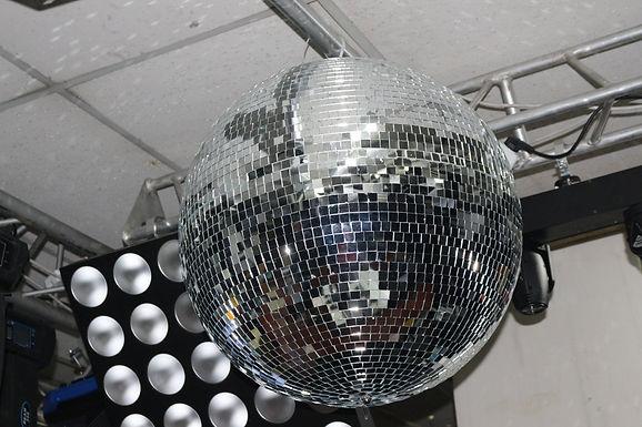 Зекральный шар диаметр 30 см.(Disco ball)