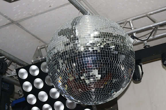 Зеркальный шар диаметр 50 см.(Disco ball)