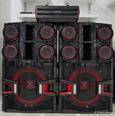 Сверх мощная акустическая система LG 9940 3200Watt