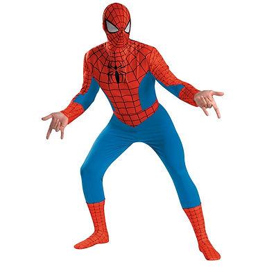 Костюм Спайдермена(человек паук)