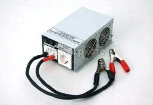 Автомобильный преобразователь напряжения 12-220,ИС-12-1500 инвертор DC-AC