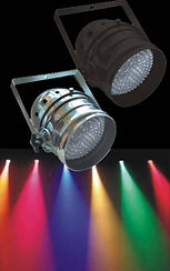 Светодиодный прожектор Euro Dj Led Par 64 rgb