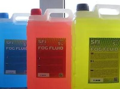Жидкость для дым машины (fog fluid)