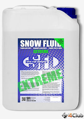 Жидкость для генератора снега 5л.(snow fluid)