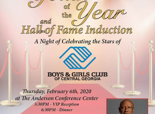 BOYS & GIRLS CLUBS ANNOUNCE 2020 HALL OF FAME INDUCTEES