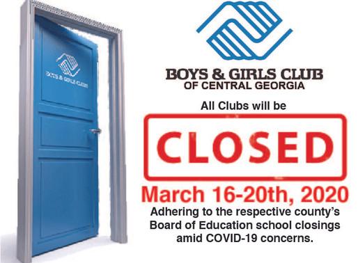 Clubs Close Amid Coronavirus Concerns