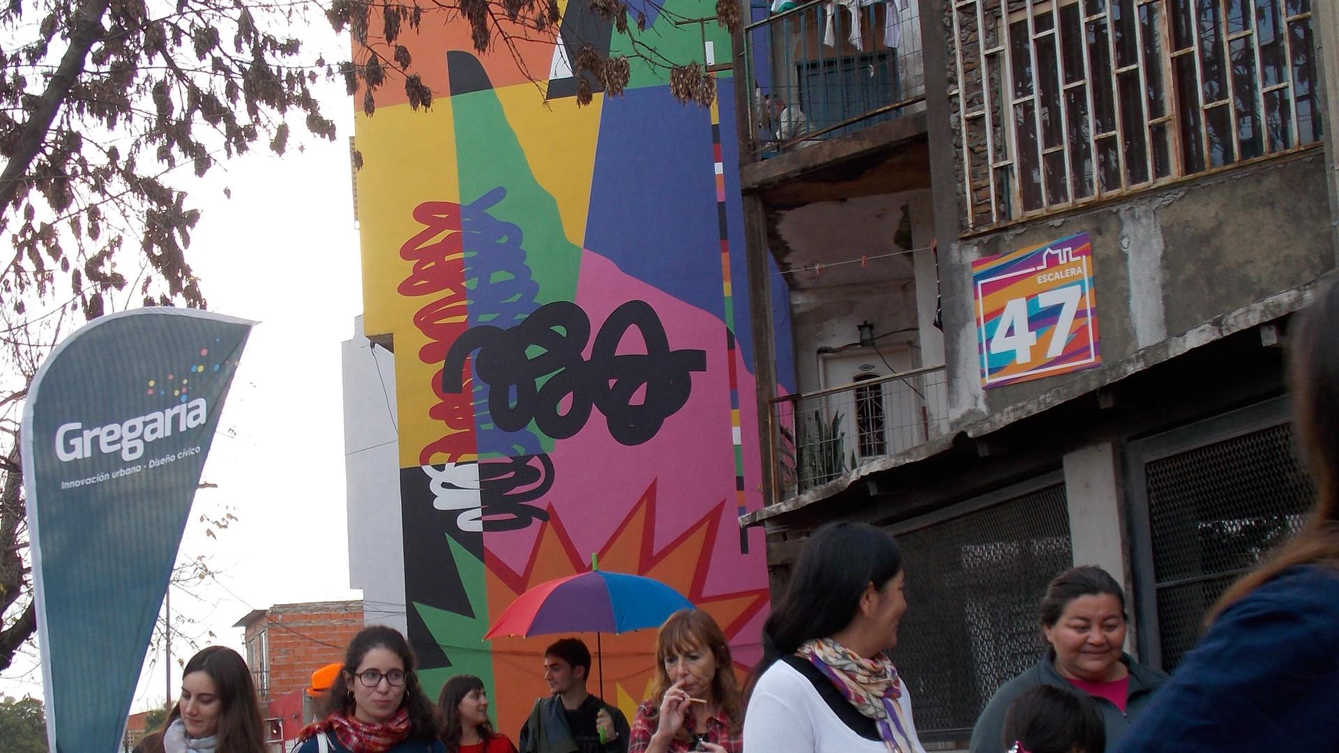 Escalera 47: Julio Menna