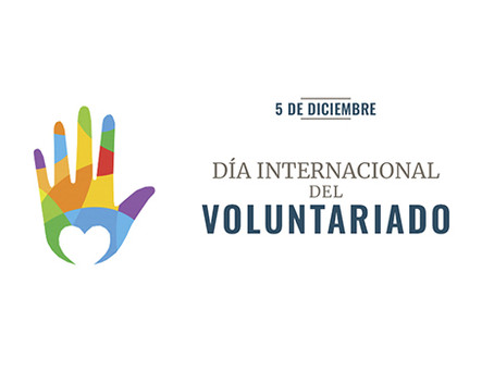 Gregaria Encuentra - Día Internacional del Voluntariado