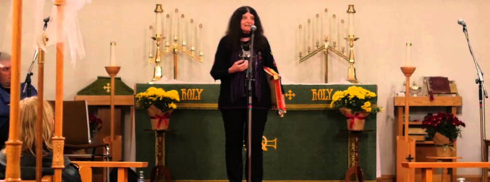 Excerpts from concert for BARD Singer-Storytellers conference.