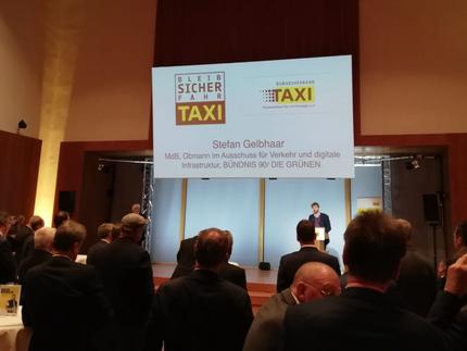 !!! Treffen mit dem Bundesverband Taxi und Mietwagen e.V.