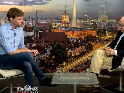 Aus dem Bundestag - TV Berlin