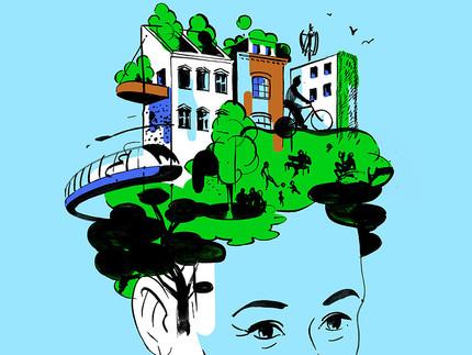 """Ergebnisse der Online-Konferenz """"Städte neu denken"""""""