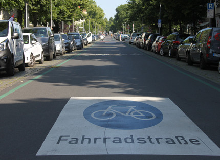 """Niederschönhausen: Sicher zu Fuß und mit dem Rad durchs """"Städtchen"""""""