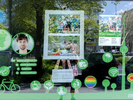 05.05.2020 - Fotoaustellung im Kiezbüro - jetzt im Schaufenster