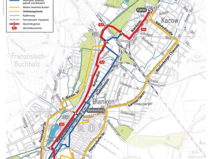 Sa, 29.05.21 11:00 Uhr - Radtour: Komfortabel, sicher und schnell auf dem Panke-Trail