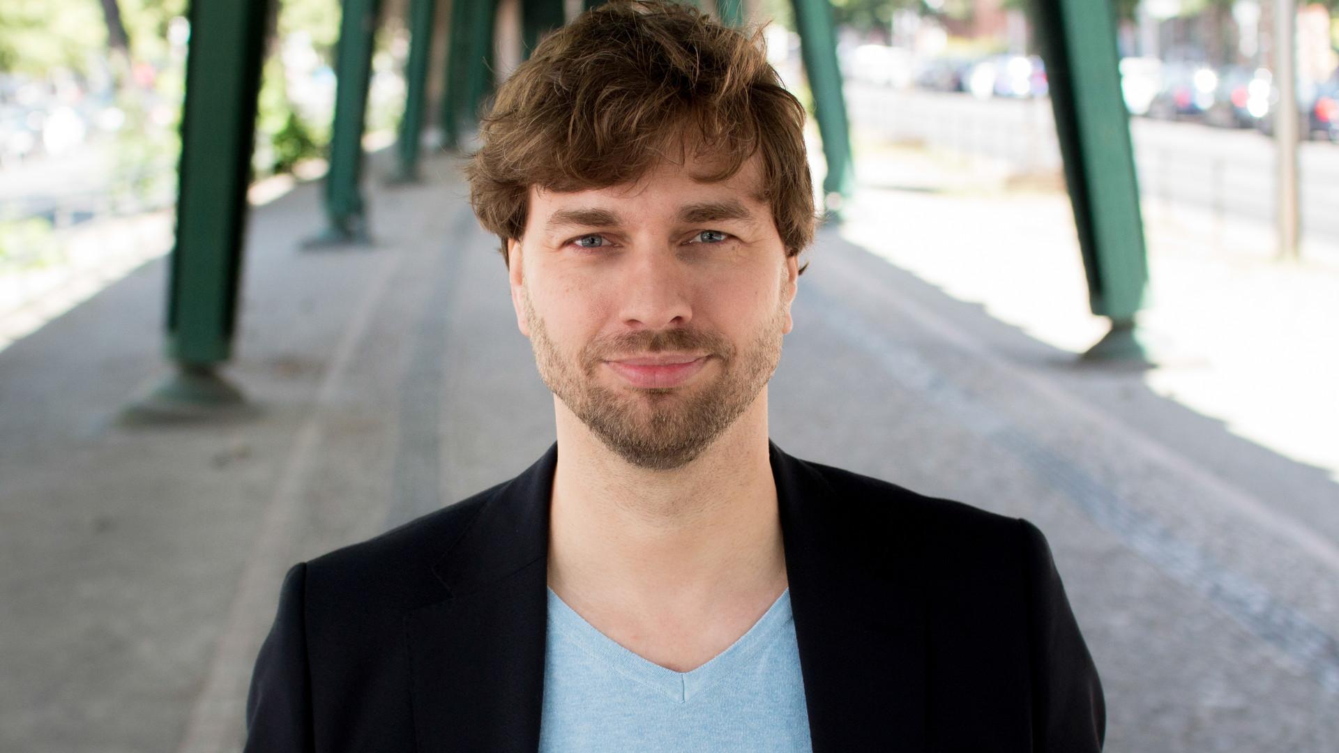Pressefoto 01 - Stefan Gelbhaar - c Marco Fechner