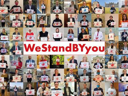Tag der Menschenrechte: Politische Gefangene in Belarus freilassen!