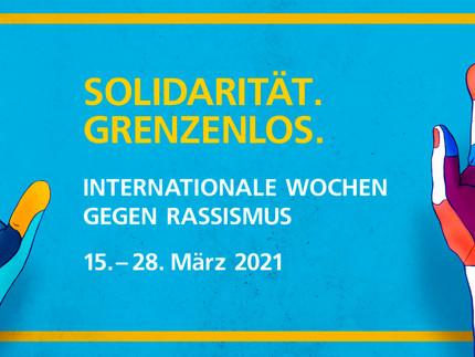 Di 23.03. - Int. Wochen gegen Rassismus - Zoom-Talk mit Cornelia Kerth & Mathias Wörsching (VVN-BdA)