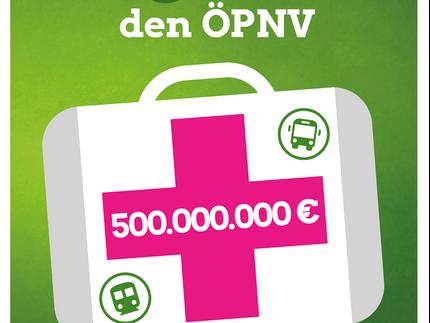 Grüner Haushalt 2021: Hilfe für den ÖPNV
