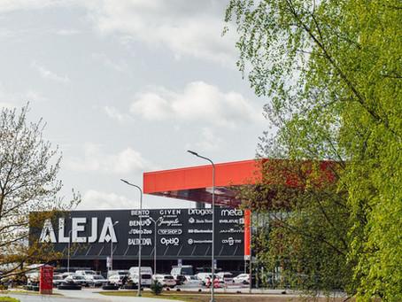 "EUROKLIMAT ekoloģiskie propāna (R290) čilleri - T/c ""Aleja"""