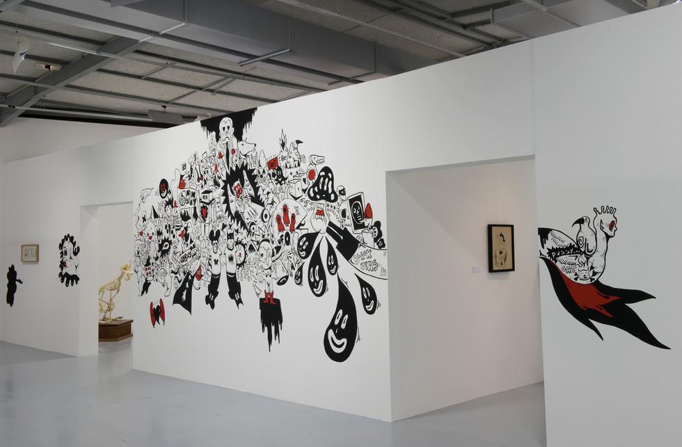 Exposition Vraoum! - Maison Rouge