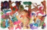 3240 - Tell Me - aquarelle sur papier -