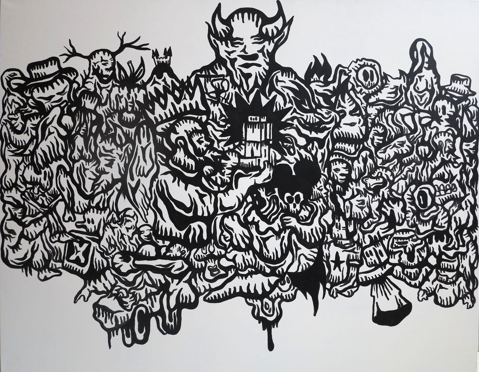 Devil's Parade,  2013