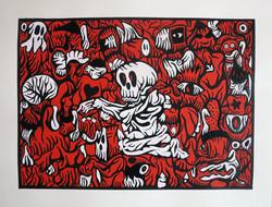 Skulls and Fairy, 2016