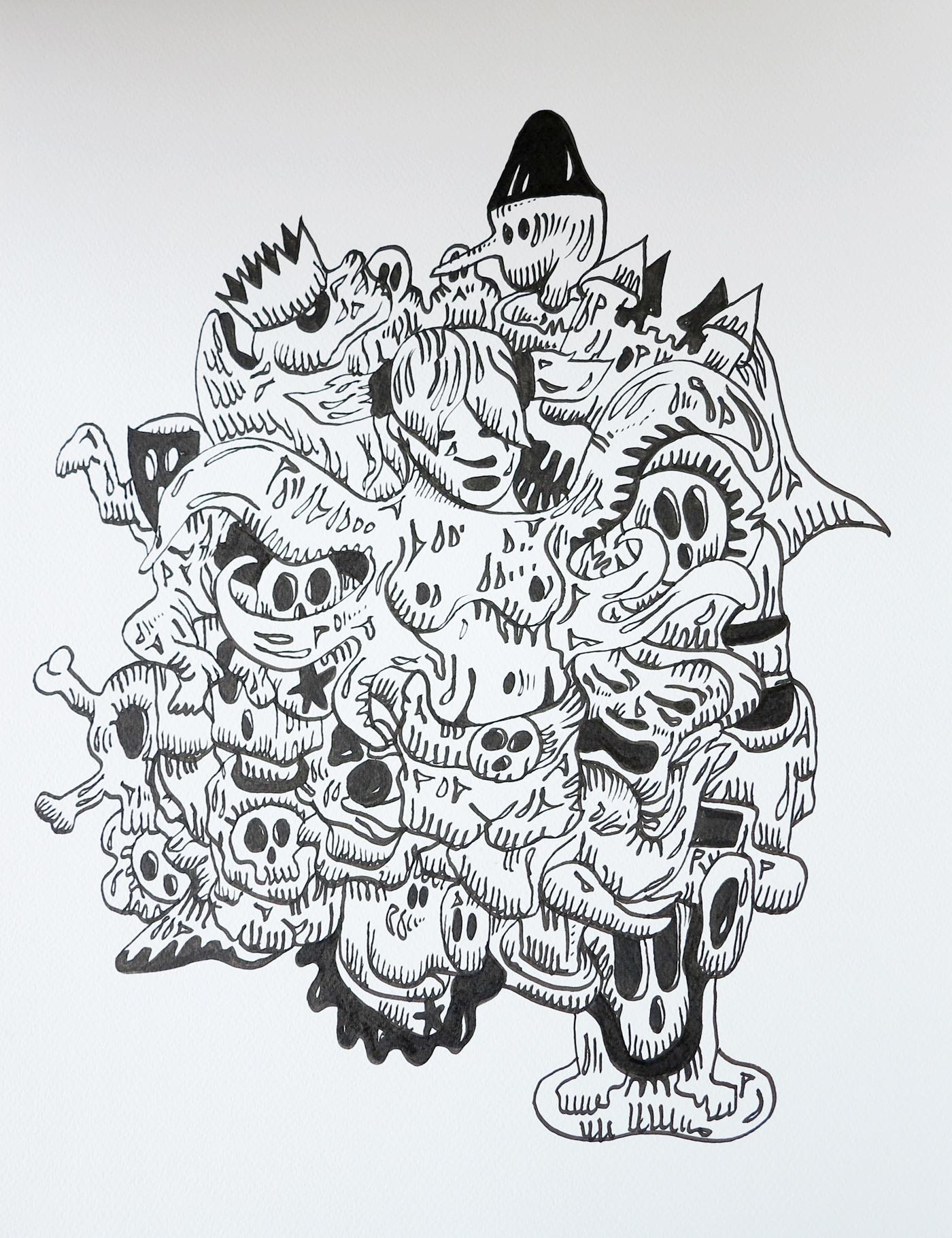 Octopus Girl, 2014