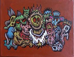 Monster Fire, 2014
