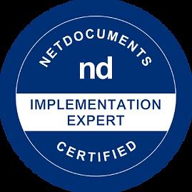 partnercertlogo_implemetation-NetDocuments-Seal-300x300.png