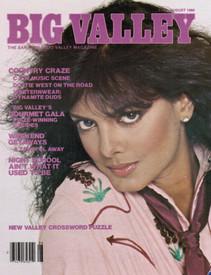 Susie Coelho Modeling Big Valley Cover.j