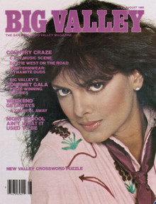 Susie Coelho Modeling Big Valley Cover.j