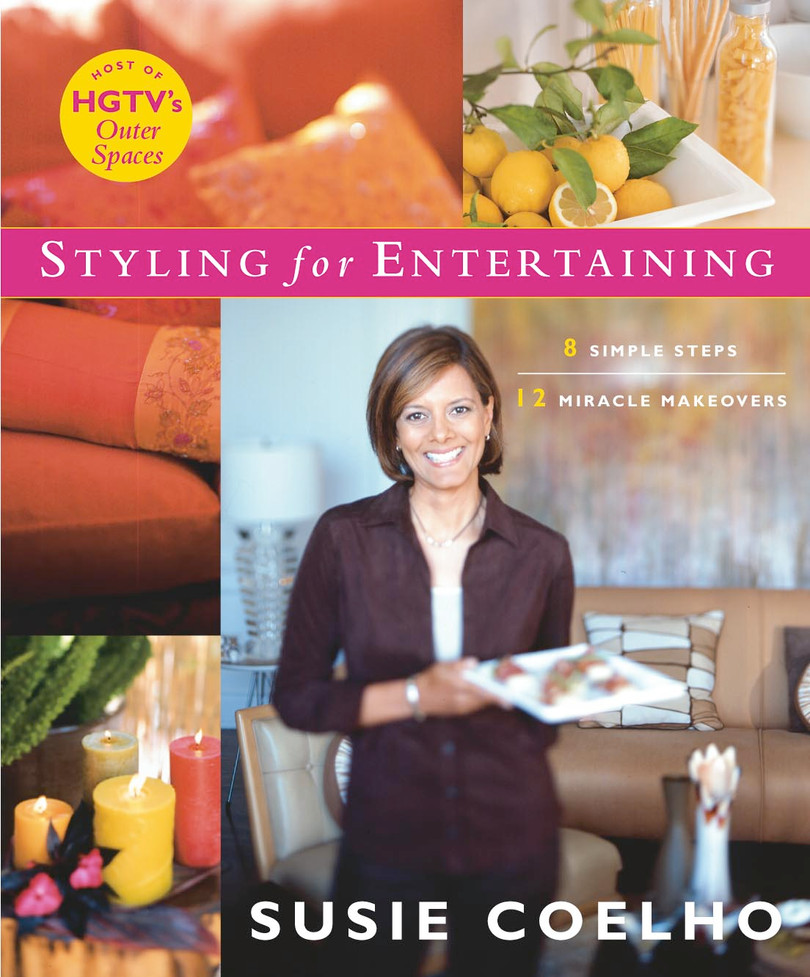 Susie Coelho Styling for Entertaining Co