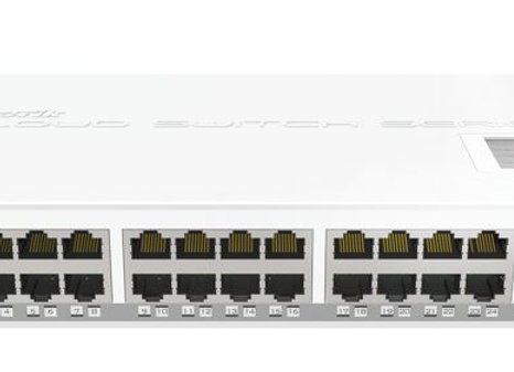 SMART SWITCH CRS125-24G-1S-IN
