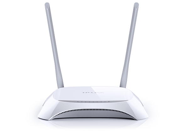 Roteador Wireless N 300Mbps 3G/4G TL-MR3420
