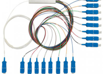 SPLITTER OPTICO 1X16 CONECTOR SC/UPC
